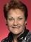 Photo of Pauline Hanson